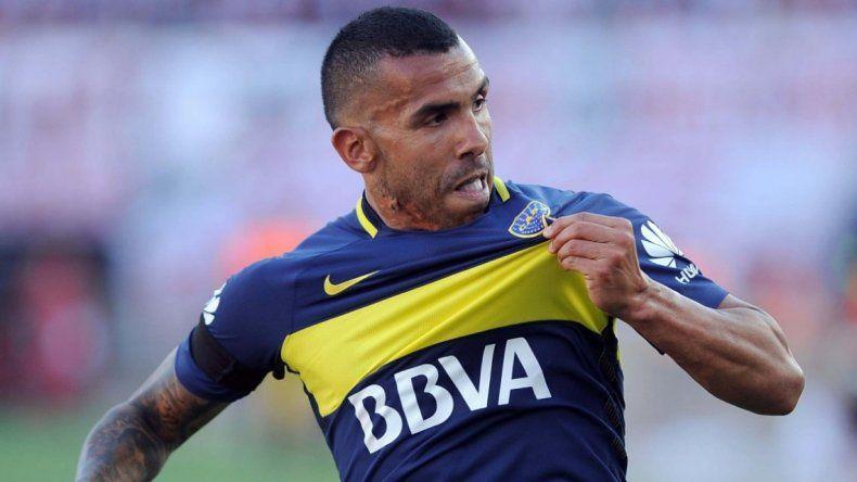Carlos Tevez vuelve a Boca