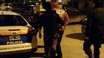 El primer procedimiento por drogas, que se realizó en abril y que concluyó con la detención de Angel Barría.