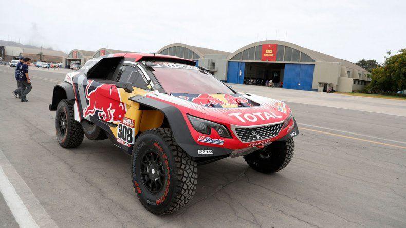El Dakar comienza una nueva edición