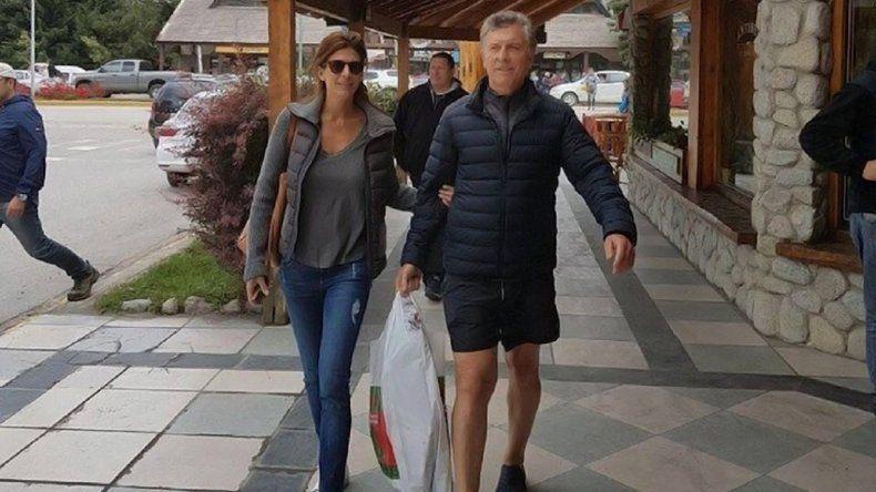El presidente Macri seguirá de vacaciones hasta el próximo jueves