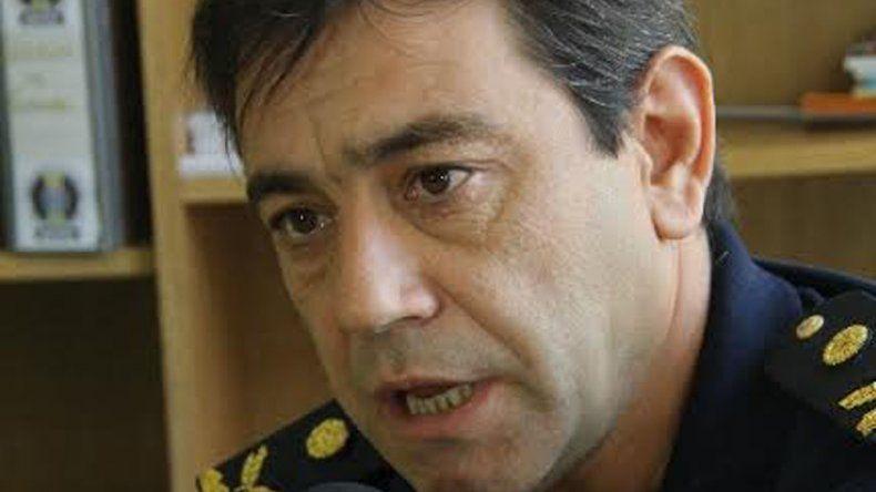 El director de Seguridad