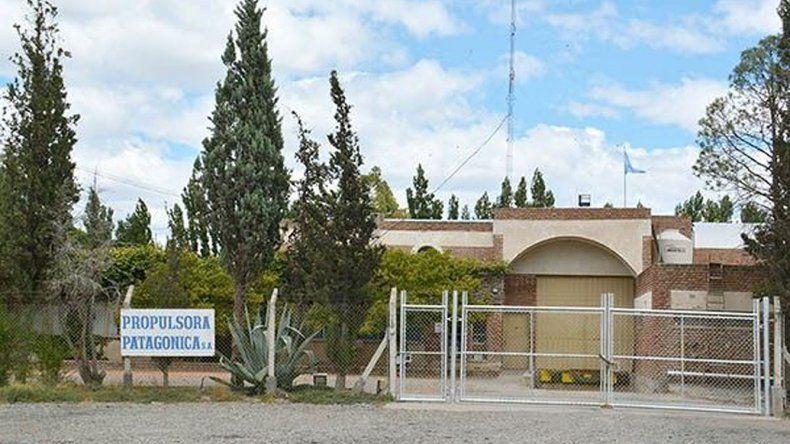 La compañía textil Propulsora Patagonica.