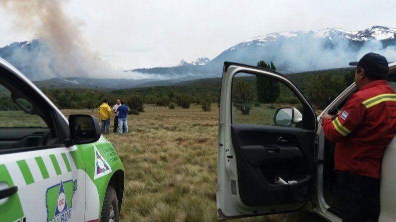 Provincias patagónicas planificaron tareas de prevención de incendio junto a Nación