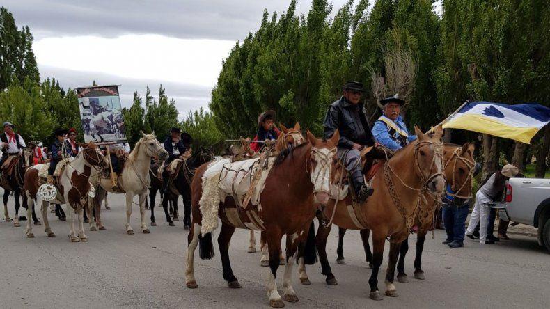 Río Senguer celebra la 8ª edición de la Fiesta de Gato y Mancha
