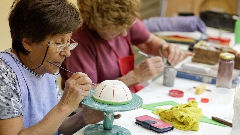 Rada Tilly ofrece talleres de verano para todas las edades.
