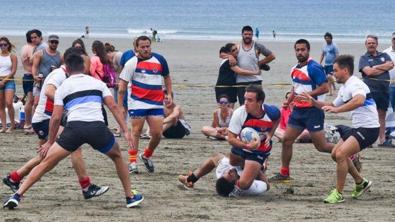Comenzó la cuenta regresiva para la XVIII edición del Seven de rugby