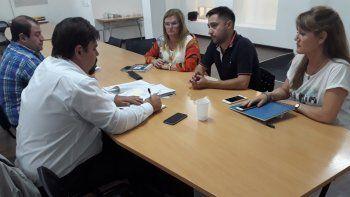 concejales viajan a rawson para que la legislatura trate la emergencia hidrica