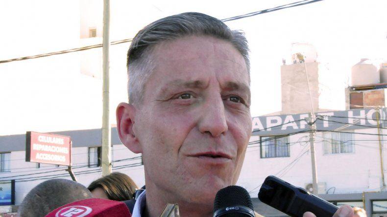 Arcioni sobre el Pacto Fiscal: esperemos llegar a un acuerdo