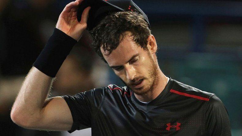 Andy Murray volverá a la acción recién en junio de este año luego de haberse realizado de manera exitosa una operación de cadera.