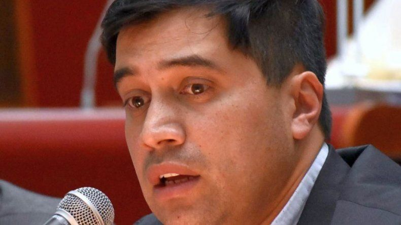 Durán renunció como  ministro de Gobierno