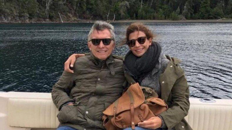 Macri suspende sus vacaciones por unas horas: hasta el viernes sigue en Villa La Angostura
