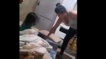 Madre golpeadora fue imputada y pidió ayuda psicológica