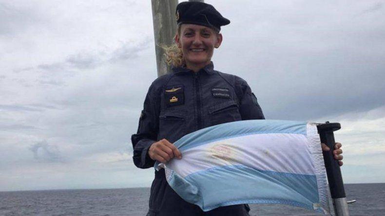 Murió el hermano de Eliana Krawczyk, la submarinista del ARA San Juan