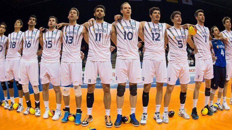 La selección argentina masculina disputará en septiembre de este año el Mundial que se desarrollará en Italia.