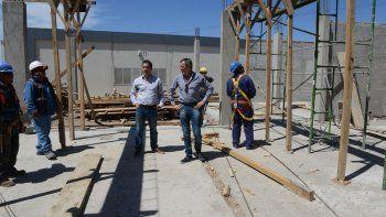 Las oficinas serán destinadas al área de Obras Públicas.