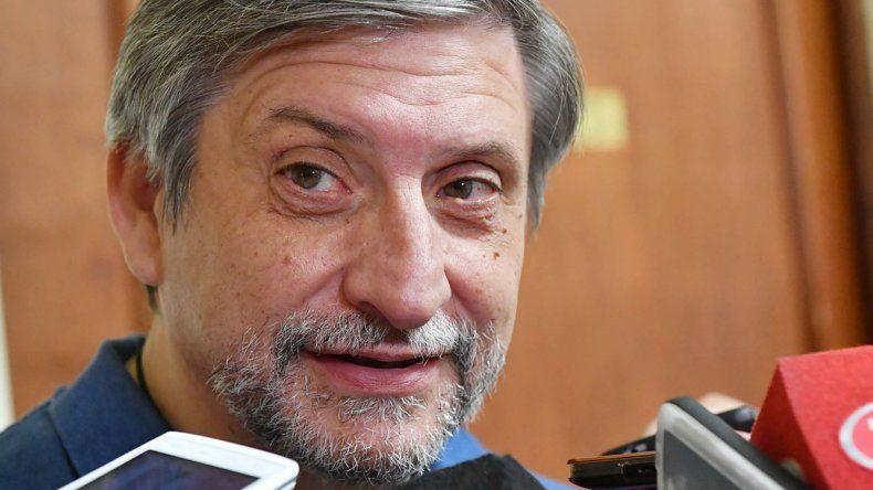 Sergio Mammarelli dijo que el Ejecutivo llamaría a una nueva sesión extraordinaria para aprobar el anhelado Pacto Fiscal.