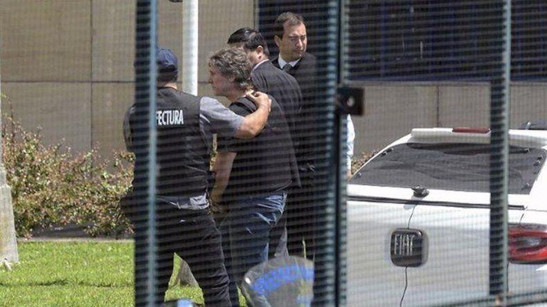 Excarcelaron a Amado Boudou pero seguirá preso