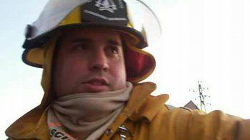 El cabo Federico Fiscina tenía 39 años y falleció al intentar rescatar a dos peones rurales desde un pozo de agua en la estancia El Estruendo.