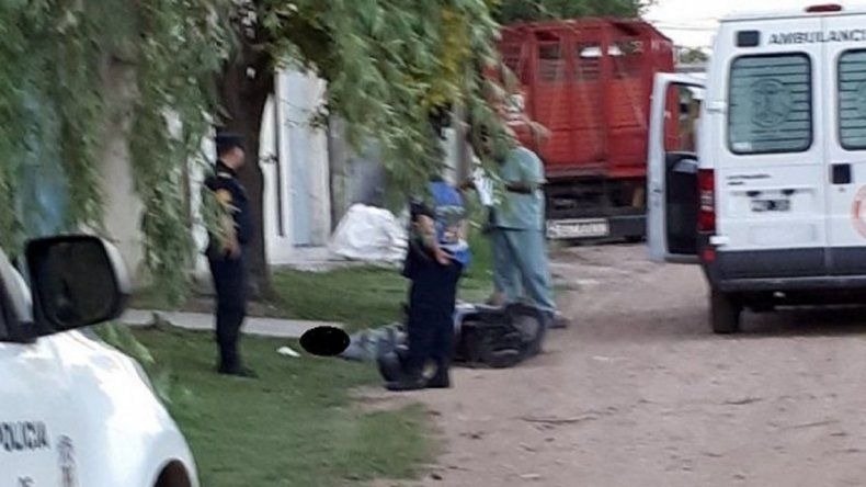 Una vecina de Nahir dice que vio a Fernando llevando el arma que lo mató
