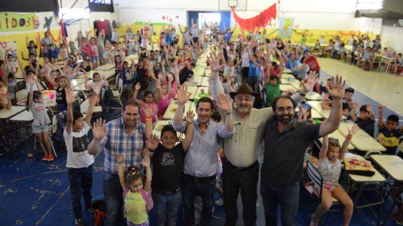 Más de 3100 niños y jóvenes se sumaron a las Colonias de Verano