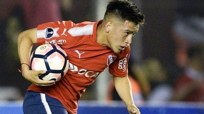 Barco se va de Independiente a cambio de una fortuna