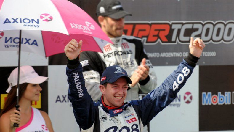 Néstor Bebu Girolami sueña con ser de nuevo campeón del Team Peugeot.
