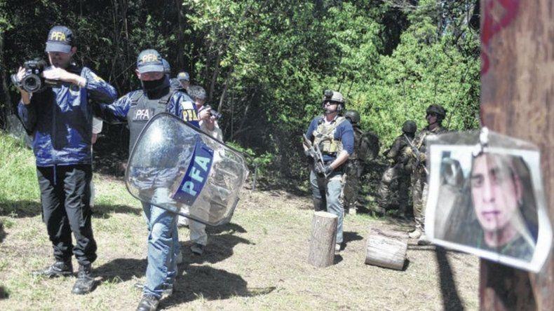 La bala que mató a Rafael Nahuel es apta para el cotejo