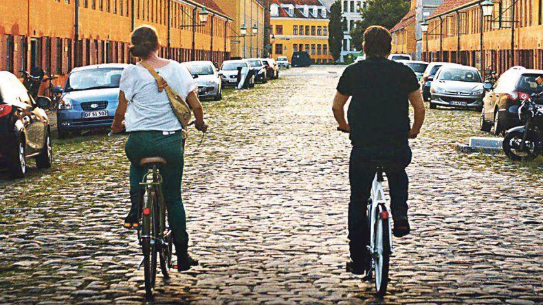 Charlas de bicicleta: Dinamarca es el país de los cicilistas y Copenhague
