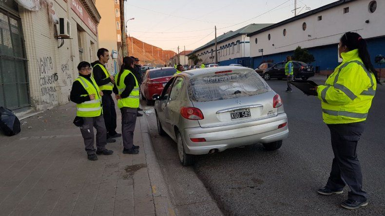 Secuestraron seis vehículos por alcoholemias positiva
