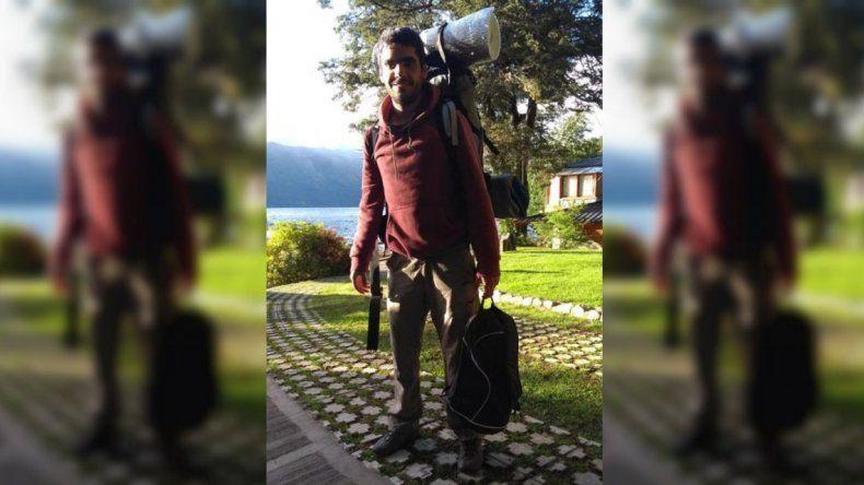 Suman perros a la búsqueda del mochilero perdido en el cerro Tronador