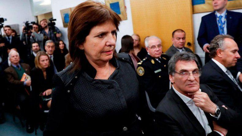 Patricia Bullrich consideró que en el caso Maldonado la verdad salió a la luz