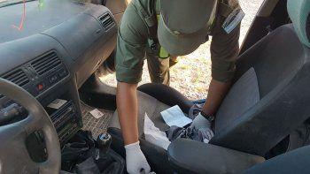 gendarmeria reforzo operativos en rutas de chubut e incauto drogas