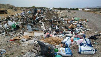 Refuerzan controles sobre la generación de  residuos para evitar basurales clandestinos