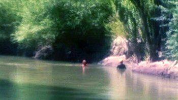 un nino de 11 anos se ahogo en el rio