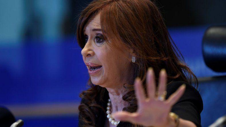 El Senado debate el pedido de allanamientos a Cristina Kirchner