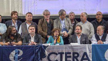 ctera denunciara ante la oit el decreto que modifico la paritaria nacional docente