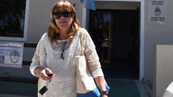 La jueza federal Marta Yáñez se comunicó el martes con familiares de los submarinistas desaparecidos y les informó sobre la marcha de la causa que está a su cargo.