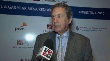 Adolfo Sánchez Zinny, presidente de la Cámara Argentina de Empresas de Servicios Petroleros.
