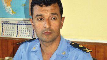 Miguel Gómez será el nuevo jefe de la Policía de Chubut