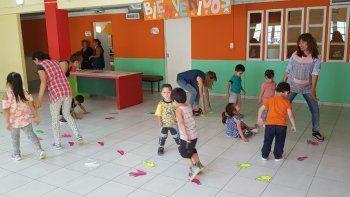 Las propuestas están orientadas para chicos que por su corta edad no pueden participar de las colonias de verano.