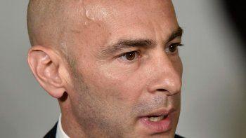 Federico Massoni vuelve a estar a cargo de la cartera de Seguridad.