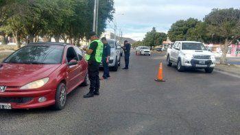 Secuestran una camioneta durante un control vehicular
