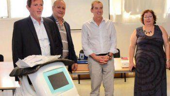 PAE entregó equipamiento a Neonatología y Pediatría del Hospital Regional