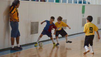 Esta tarde continuará toda la definición del torneo Apertura de la rama Infantil de fútbol de salón.