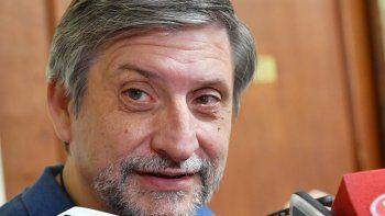 Sergio Mammarelli volvió a pedir un esfuerzo a los diputados provinciales.