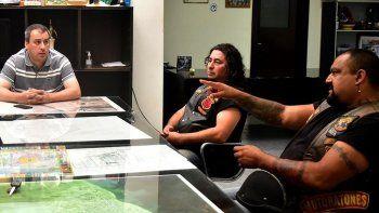 municipio brinda apoyo a encuentro de motociclistas