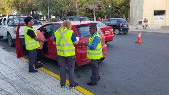 el municipio refuerza los controles vehiculares durante el verano