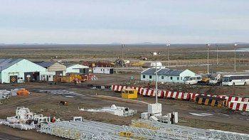 La reducción de la planta de personal de YCRT no solo está prevista en la cuenca minera sino también en la terminal portuaria que posee la empresa en Punta Loyola.