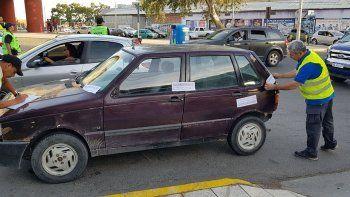 Personal de la Subsecretaría de Control Operativo realizó un control preventivo de tránsito el viernes en Abásolo y Scocco. Se secuestró un vehículo por alcoholemia positiva de su conductor.