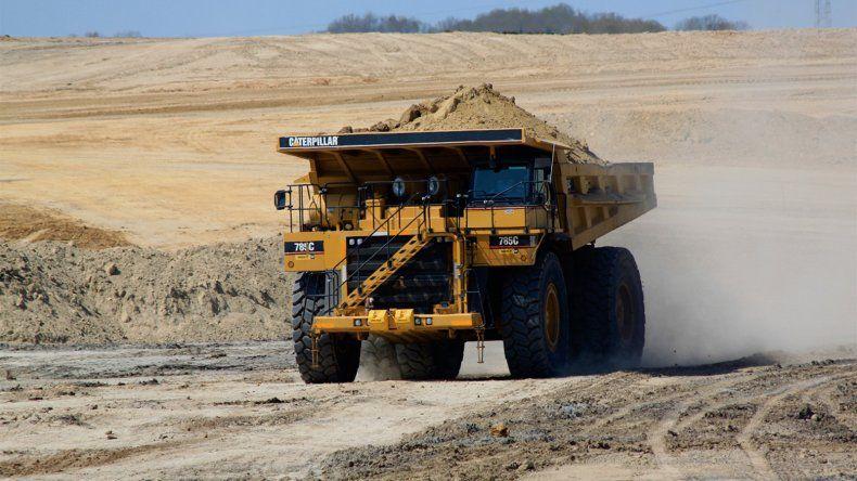 La ley 5001 prohíbe la actividad minera en Chubut